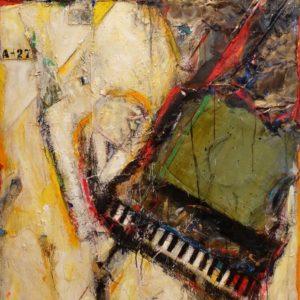 piano à coeur de l,artiste jean gaudreau